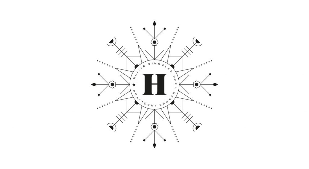 Hidromiel-vegvisir---Eva-Arias-Graphic-Studio