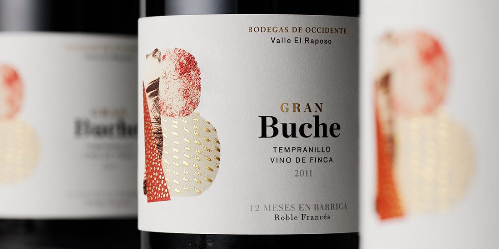 Gran Buche botellas - Eva Arias Graphic Studio