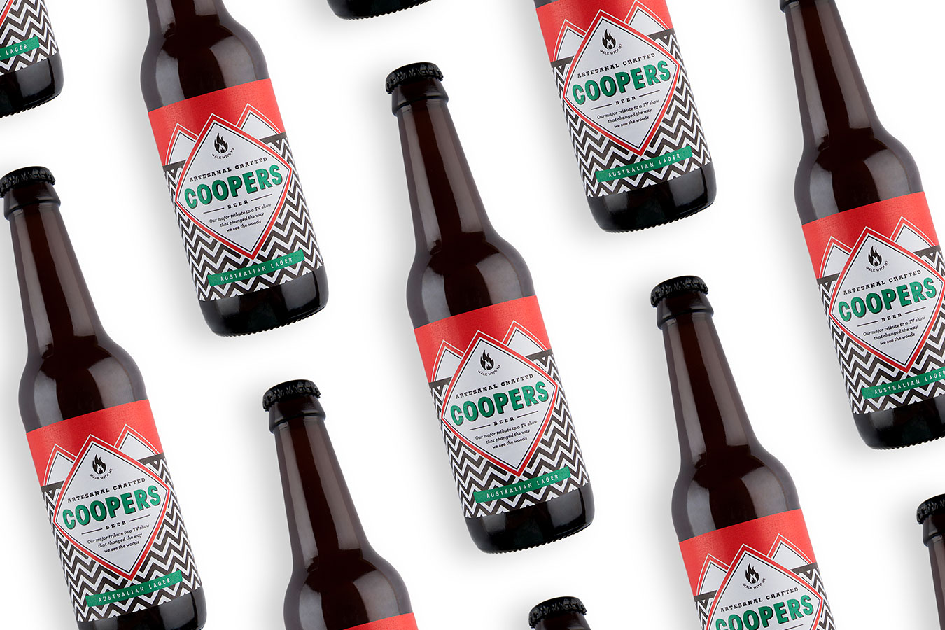 Coopers- Eva Arias Graphic Studio