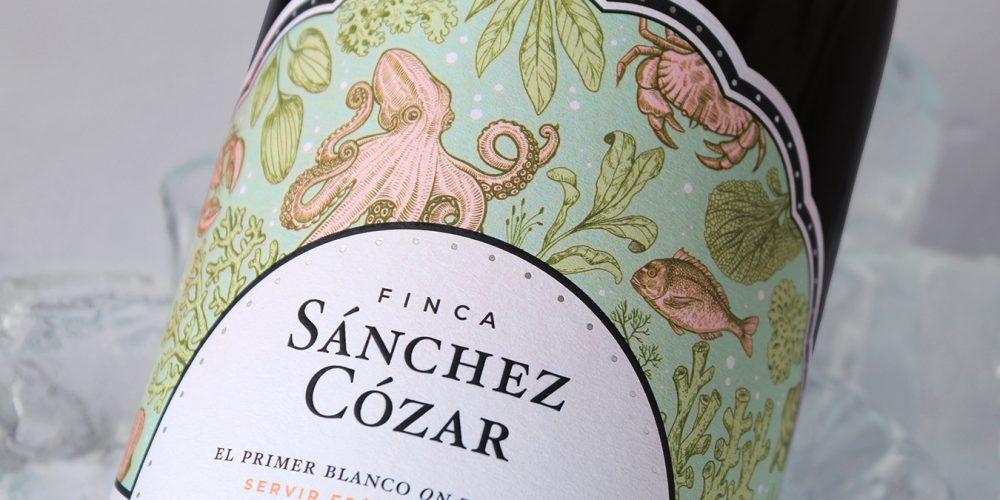 Finca Sánchez Cózar blanco - Eva Arias Graphic Studio